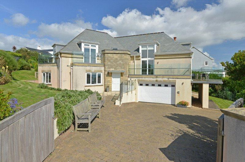5 Bedrooms Detached House for sale in Ilbert Road, Thurlestone, TQ7