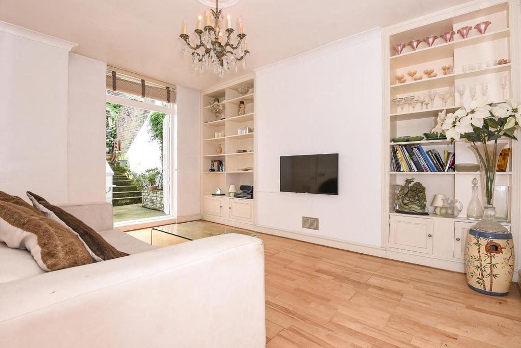 1 Bedroom Flat for sale in Longridge Road, London