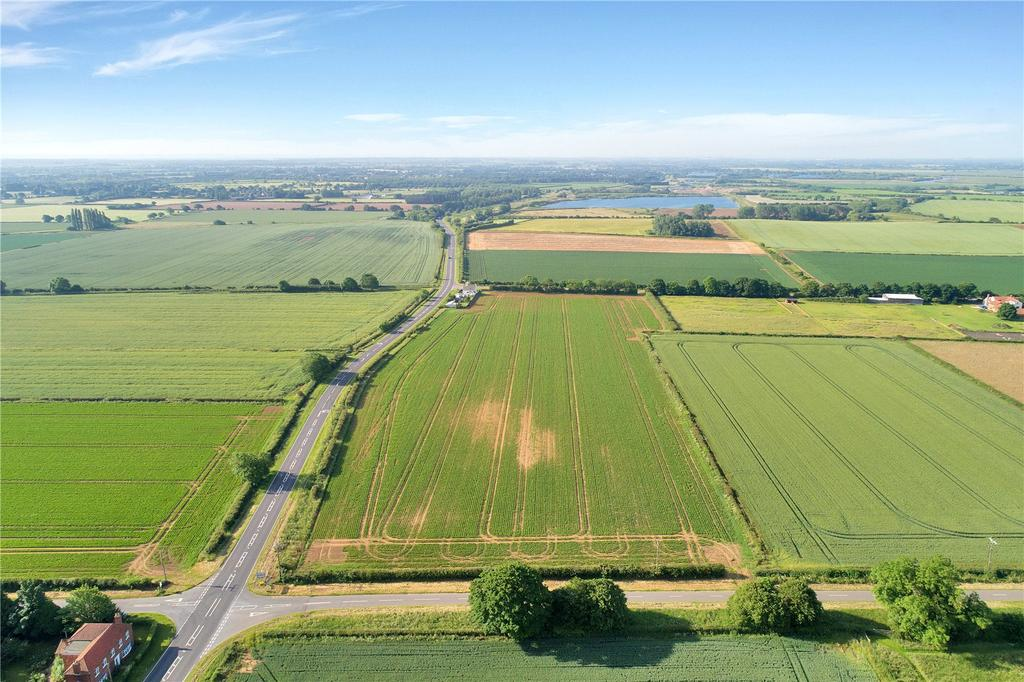 Land Commercial for sale in South Clifton, Newark