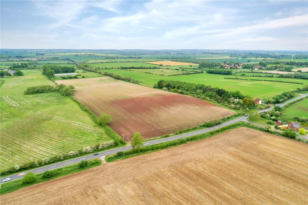Land Commercial for sale in South Clifton, Newark, Nottinghamshire