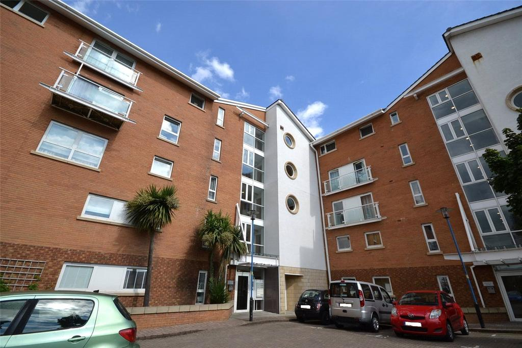 1 Bedroom Apartment Flat for sale in Judkin Court, Heol Tredwen, Century Wharf, Cardiff Bay, Cardiff, CF10
