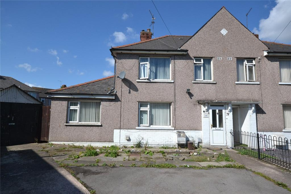 3 Bedrooms Semi Detached House for sale in Mona Place, Tremorfa, Cardiff, CF24