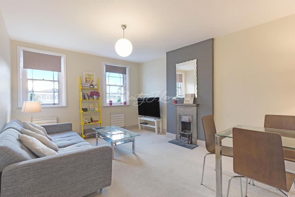 1 Bedroom Flat for sale in Milner Square, Islington, N1