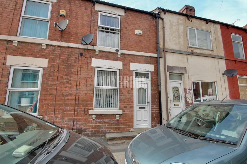 2 Bedrooms Terraced House for sale in Dodsworth Street, Mexborough