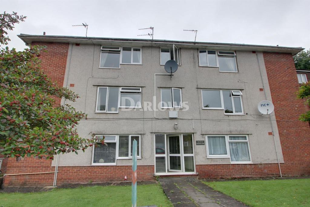 1 Bedroom Flat for sale in Woolaston Avenue, Cardiff
