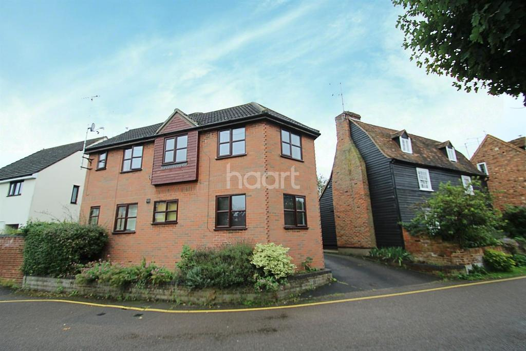 1 Bedroom Flat for sale in Bell Street, Chelmsford