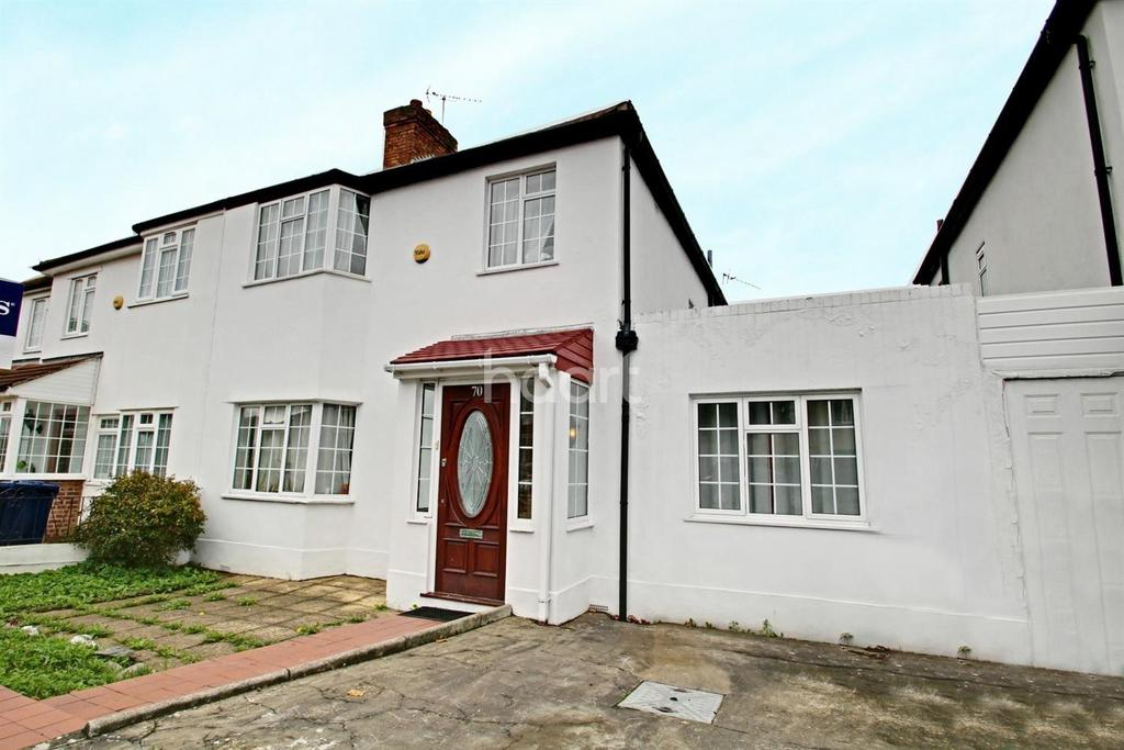 3 Bedrooms Semi Detached House for sale in West Ealing