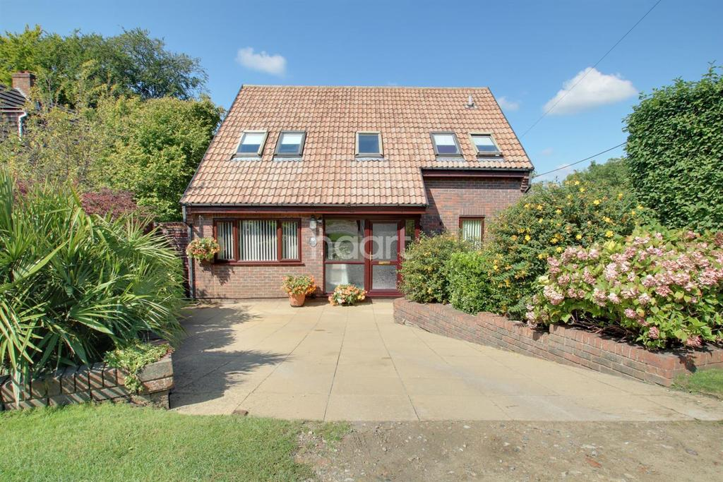 5 Bedrooms Detached House for sale in Downe Avenue, Cudham