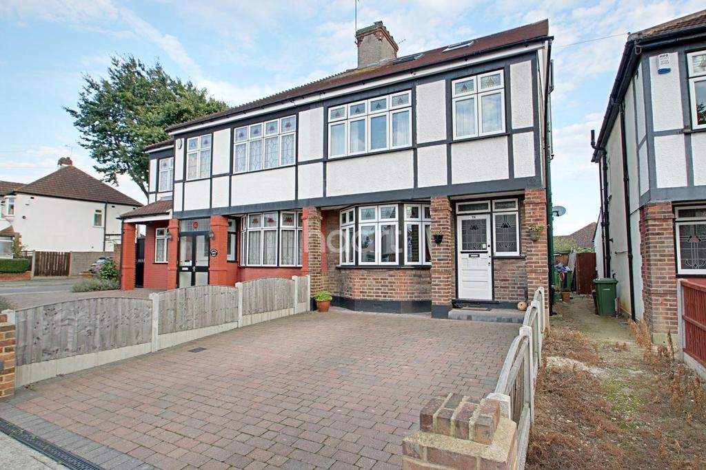 4 Bedrooms Semi Detached House for sale in Marshalls Drive, Marshalls Park