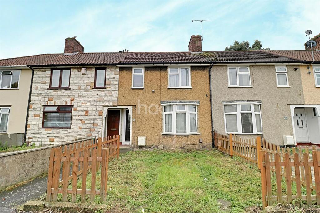3 Bedrooms Terraced House for sale in Maxey Road