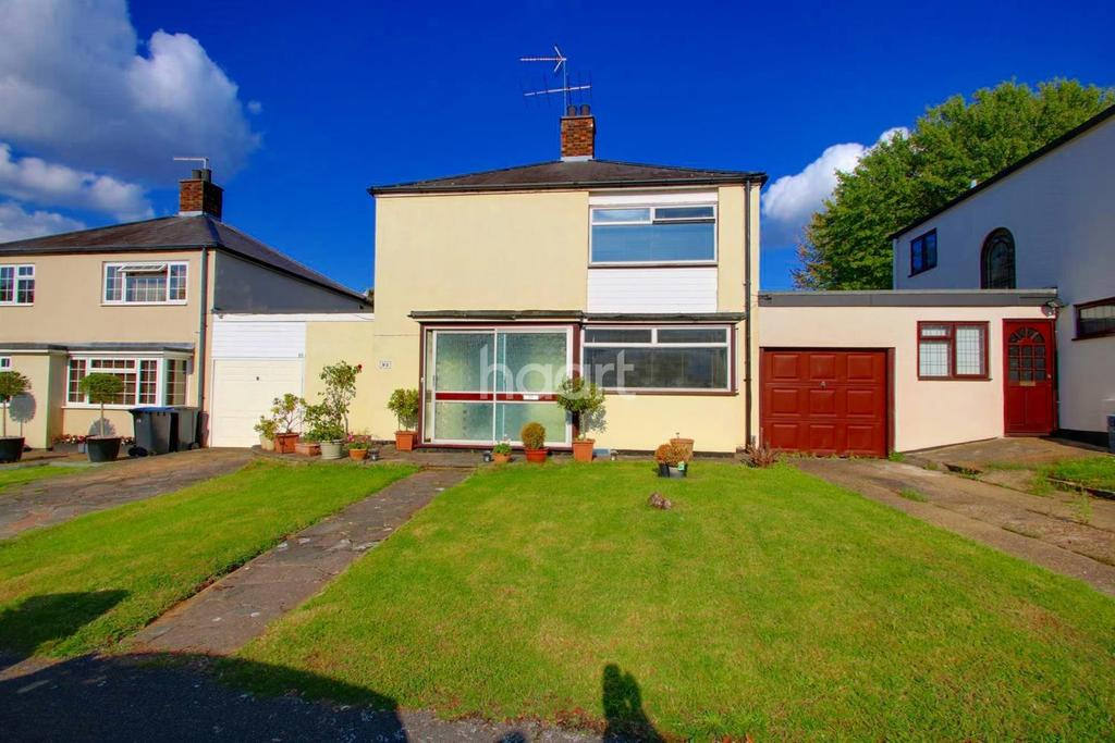 4 Bedrooms Detached House for sale in Herons Wood