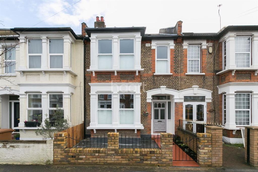 4 Bedrooms Terraced House for sale in Hampton Road