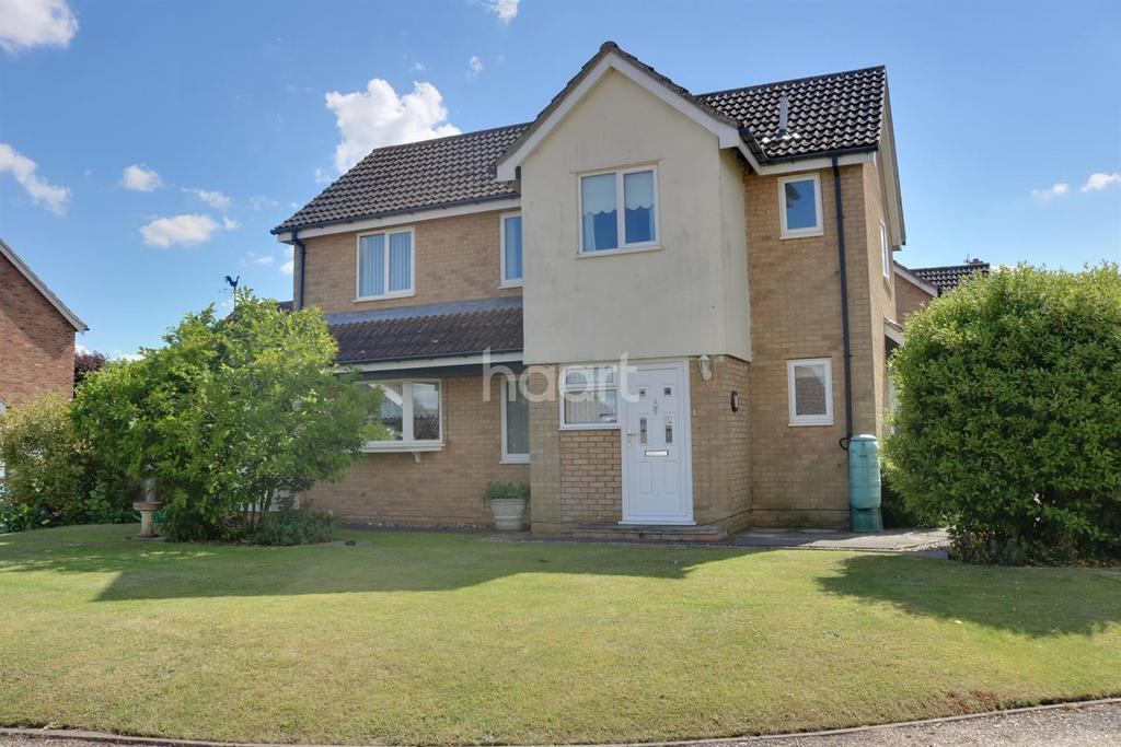 4 Bedrooms Detached House for sale in Millfield Road, Barningham