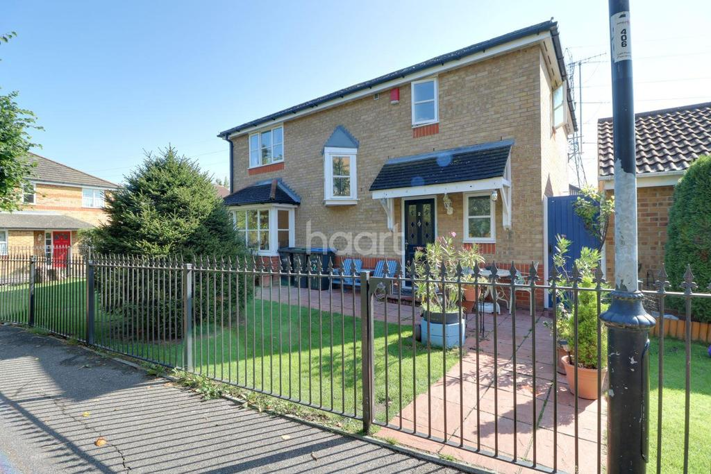 4 Bedrooms Detached House for sale in Warlow Close, Enfield Island Village, EN3