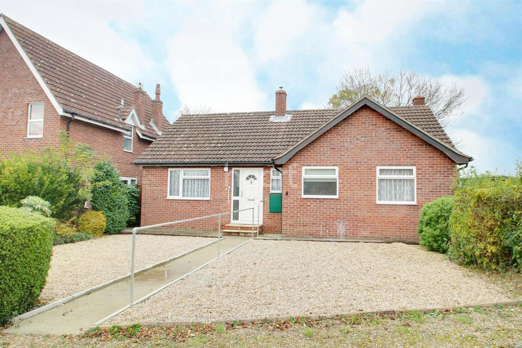 3 Bedrooms Bungalow for sale in Windsor Close, Lawshall