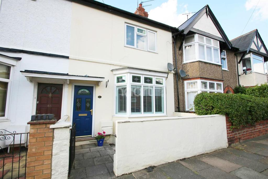 3 Bedrooms Terraced House for sale in Chestnut Road, Northampton