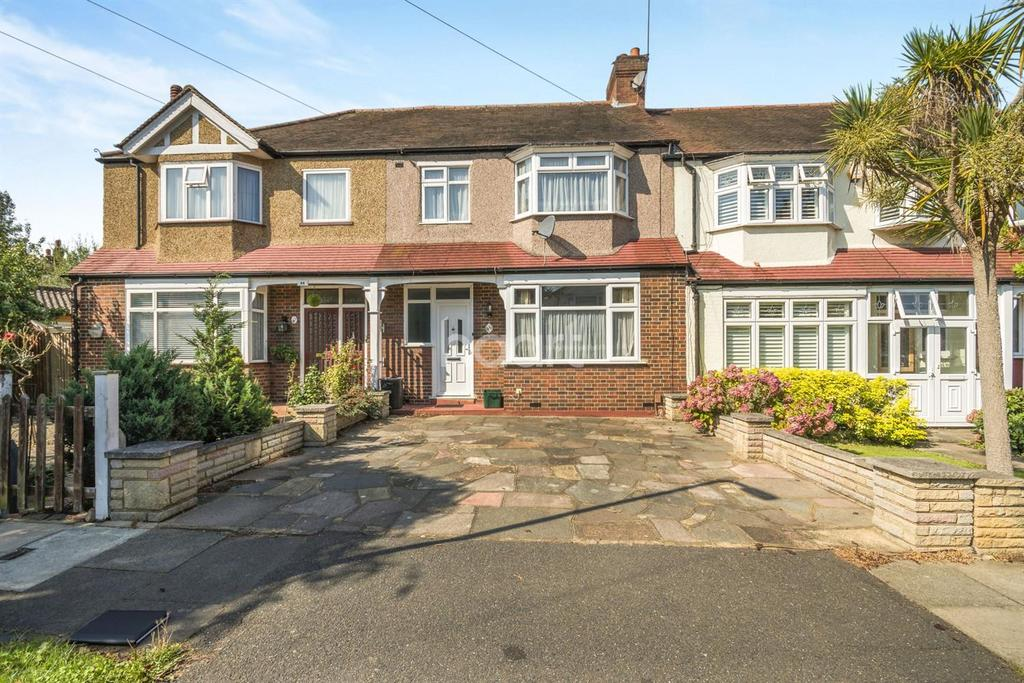 3 Bedrooms Terraced House for sale in Northway, Morden, Surrey, SM4