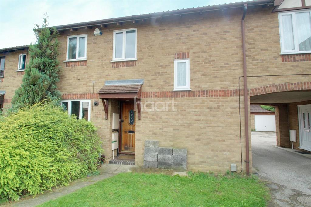 2 Bedrooms Terraced House for sale in Langdyke, Peterborough