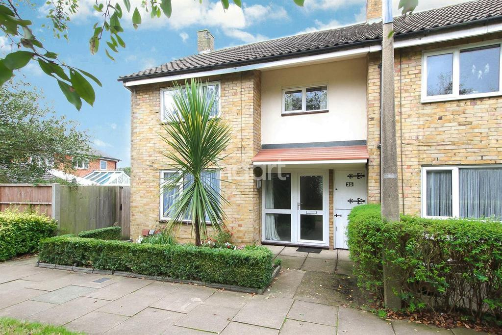 3 Bedrooms Semi Detached House for sale in Homestead Moat, Bedwell, Stevenage