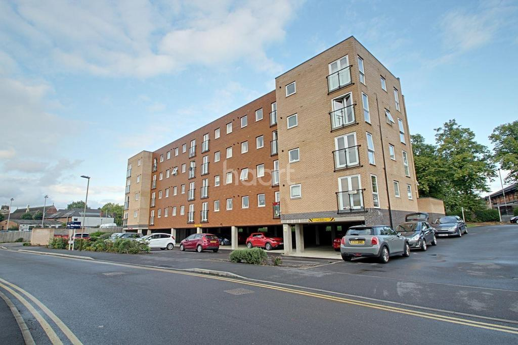 2 Bedrooms Flat for sale in Pavillion Close, Leicester