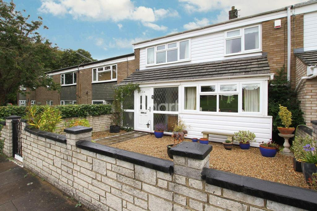 3 Bedrooms Terraced House for sale in Douglas Drive, Pin Green, Stevenage