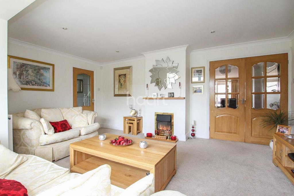3 Bedrooms Terraced House for sale in Douglas Drive, Pin Green, Stevenage