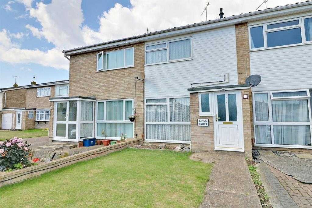 2 Bedrooms Terraced House for sale in Vermeer Crescent, Shoeburyness