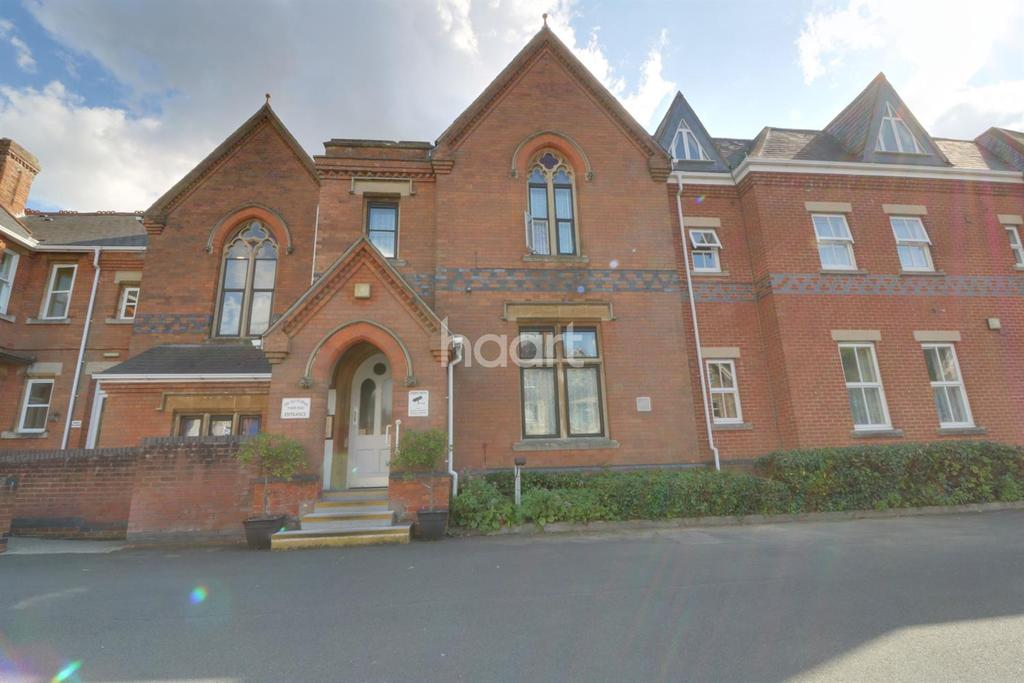 2 Bedrooms Flat for sale in Bath Road, Old Town, Swindon