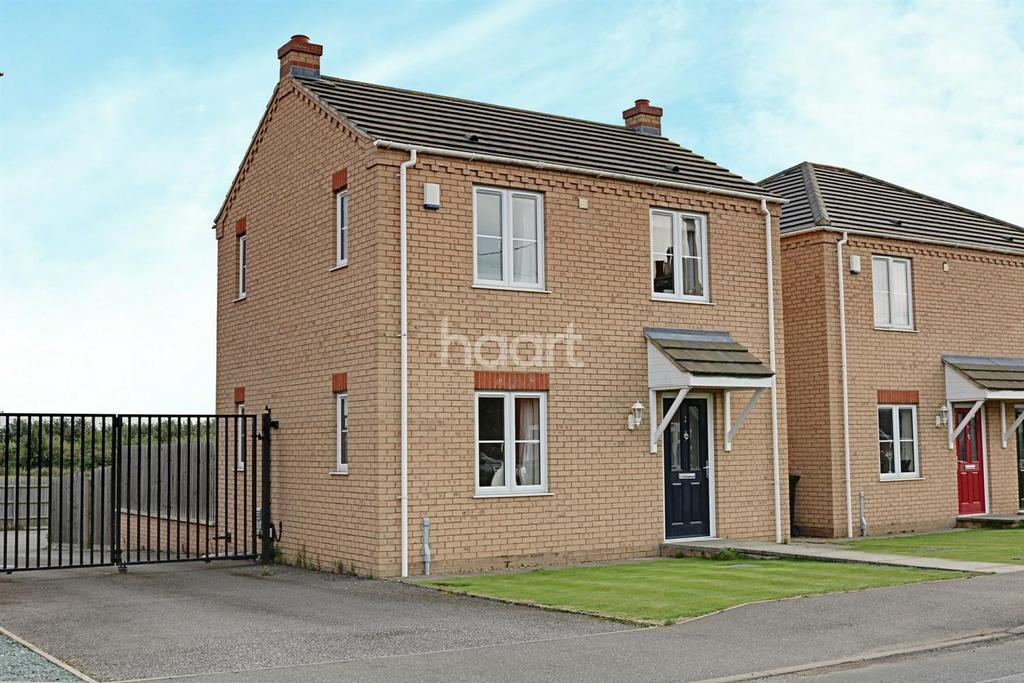 3 Bedrooms Detached House for sale in The Wroe, Emneth
