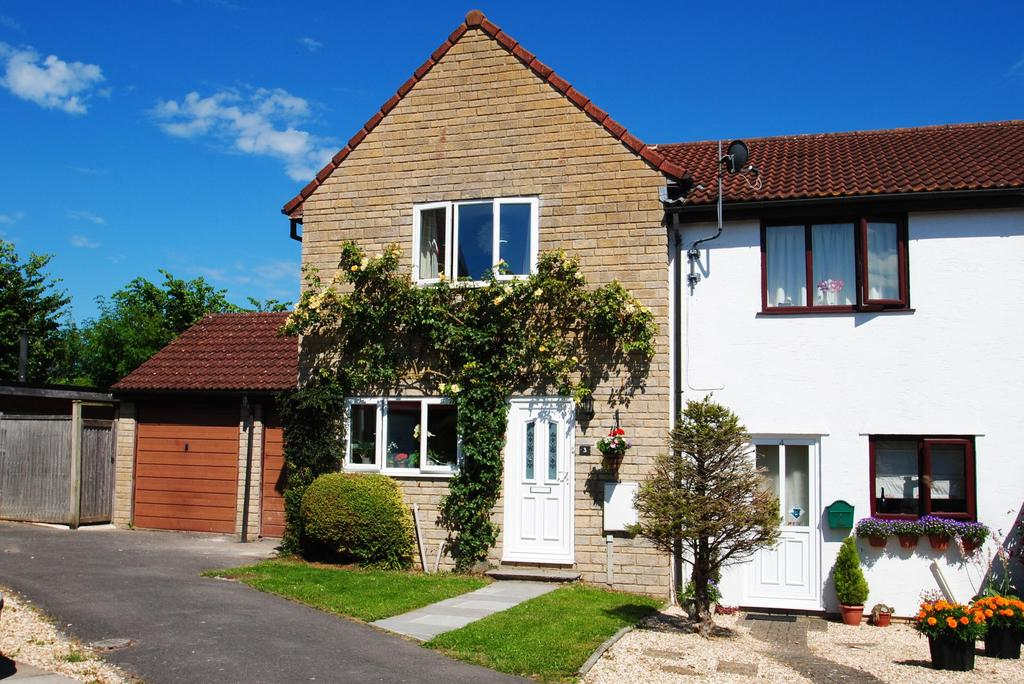 3 Bedrooms Terraced House for sale in Nightingale Acre, Hatch Beauchamp
