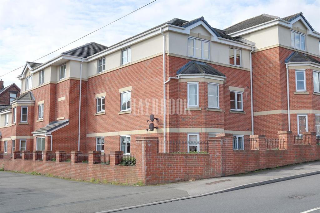 2 Bedrooms Flat for sale in Westpoint, Hoyland