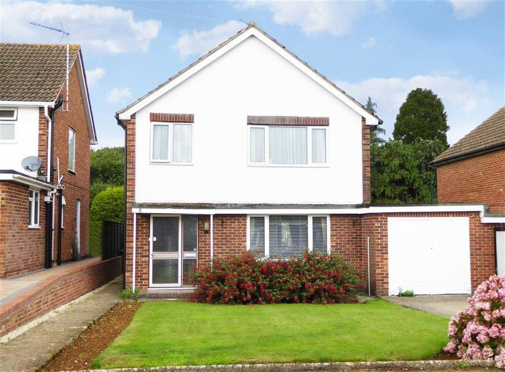 4 Bedrooms Detached House for sale in Burlington Gardens, Banbury