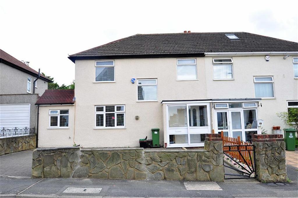 4 Bedrooms Semi Detached House for sale in Pincott Road, Bexleyheath