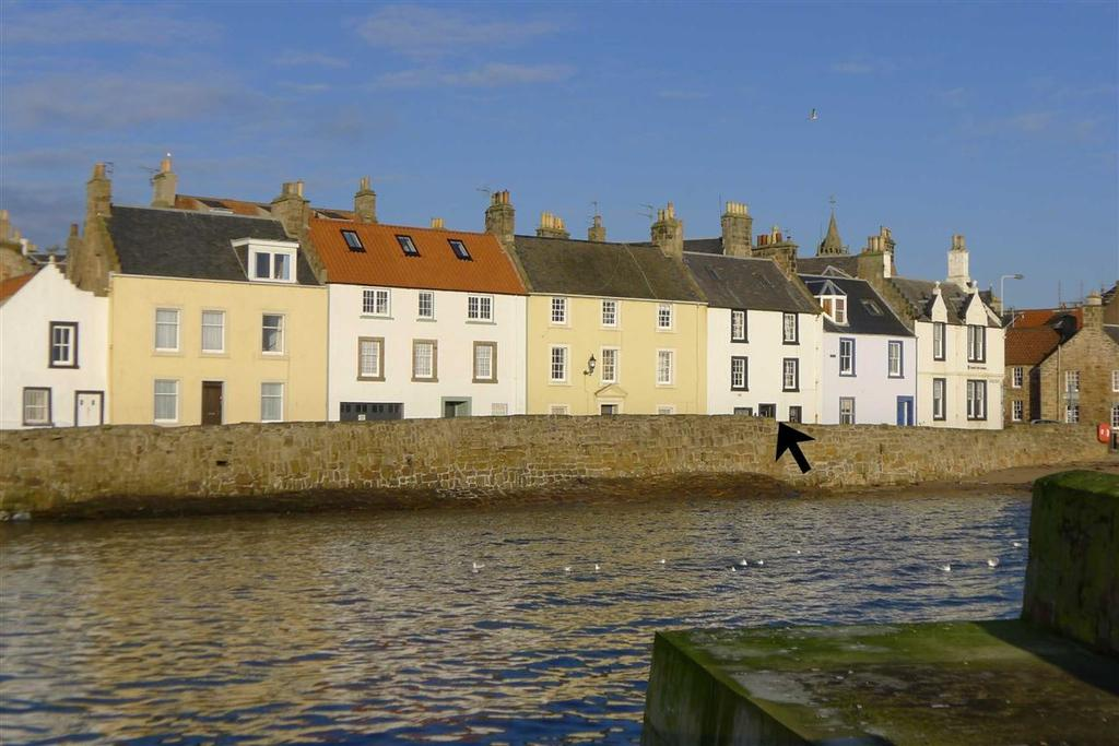 4 Bedrooms Terraced House for sale in Castle Street, Anstruther
