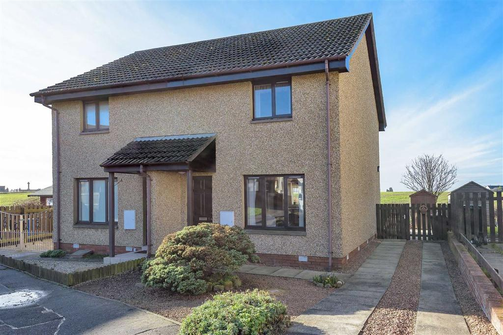 2 Bedrooms Semi Detached House for sale in Newark Street, St Monans