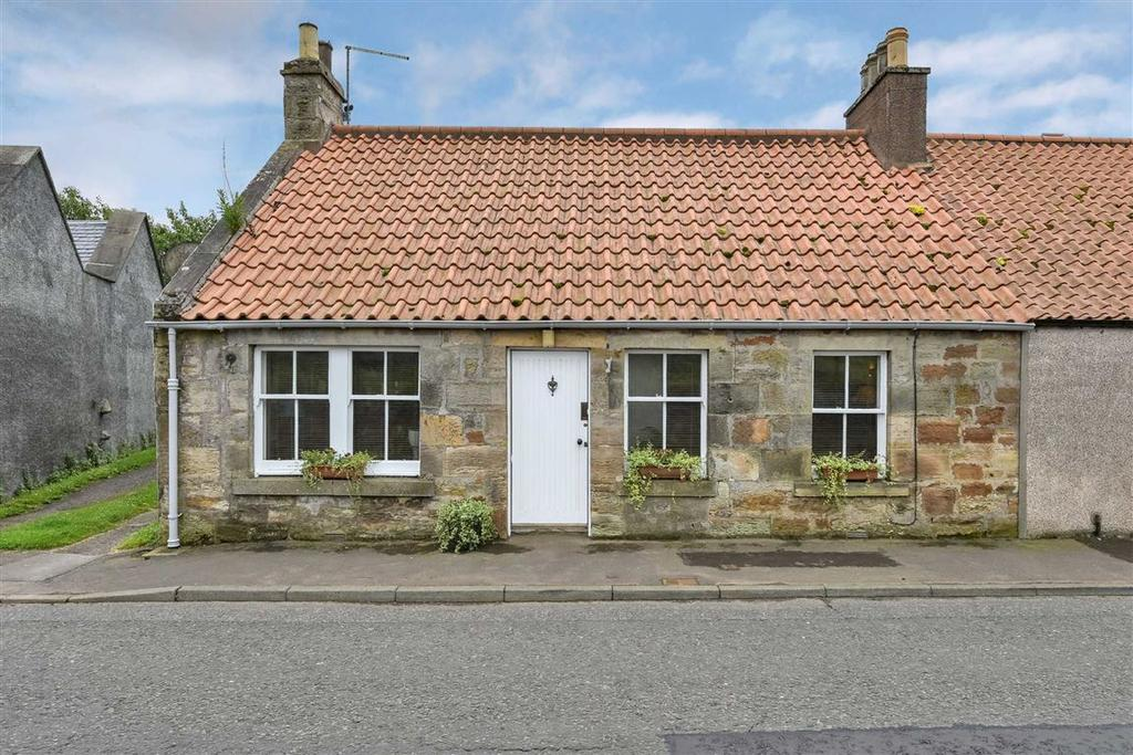 2 Bedrooms Semi Detached House for sale in Main Street, Colinsburgh, Fife
