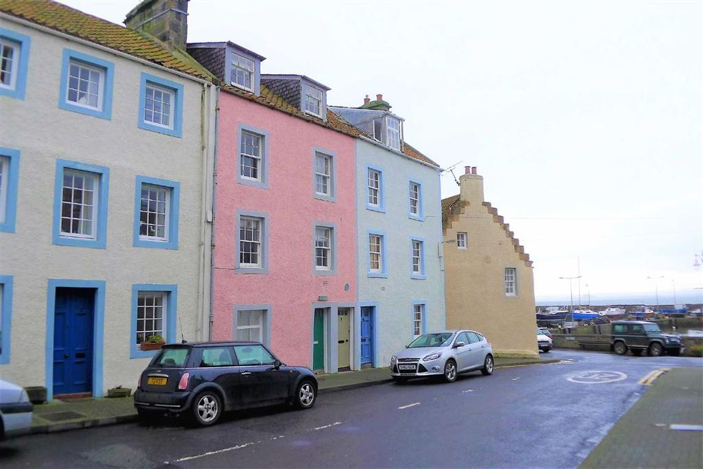 3 Bedrooms Terraced House for sale in Station Road, St Monans