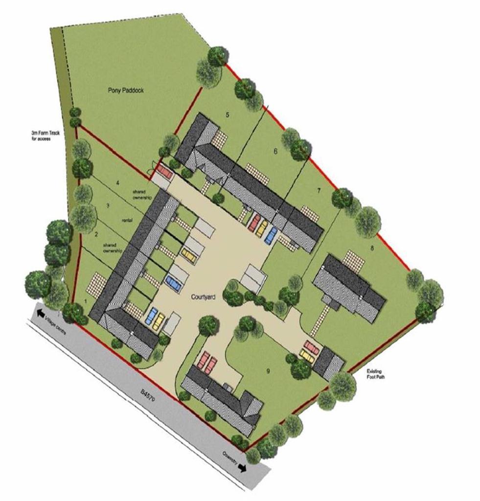 Land Commercial for sale in Glyn Road, Selattyn, Oswestry, SY10