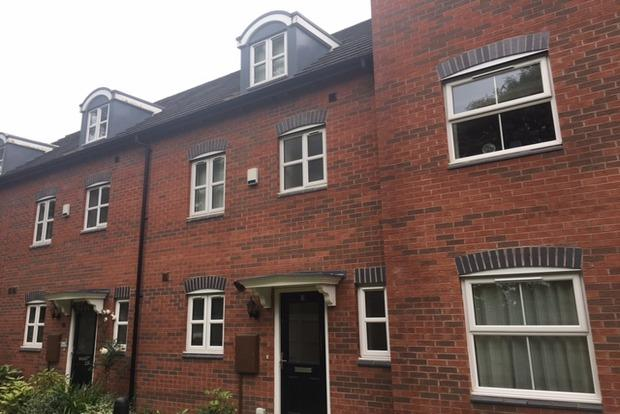 4 Bedrooms Terraced House for sale in Beagle Close, off Abbey Lane, Leicester, LE4
