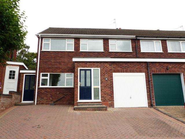 3 Bedrooms Semi Detached House for sale in Grove Way,Streetly,Sutton Coldfield