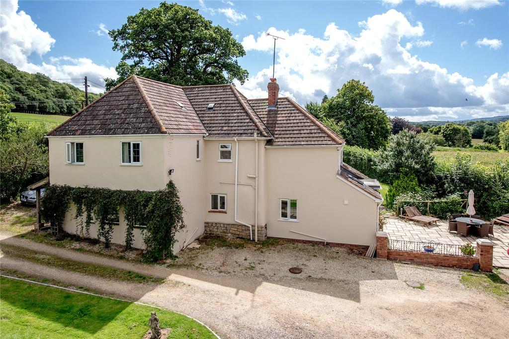 6 Bedrooms Detached House for sale in Stoke St. Mary, Taunton, Somerset