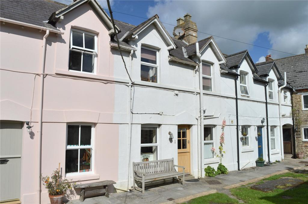 1 Bedroom Terraced House for sale in Provident Place, Bridport, Dorset