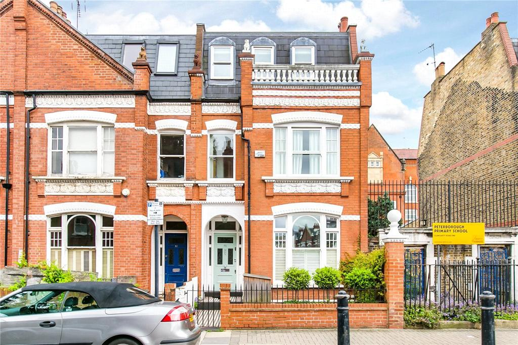 5 Bedrooms Terraced House for sale in Studdridge Street, Parsons Green, Fulham, LONDON