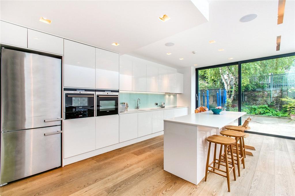 5 Bedrooms Terraced House for sale in Studdridge Street, Parsons Green, Fulham, LONDON