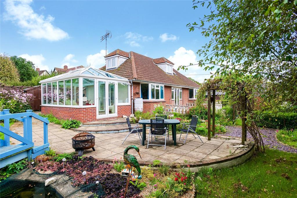 5 Bedrooms Detached Bungalow for sale in Milborne St Andrew, Dorset
