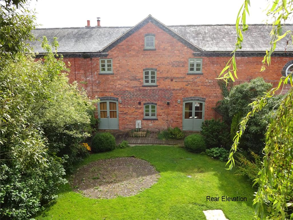 4 Bedrooms Barn Conversion Character Property for sale in The Barn, Woolston, Near Church Stretton, Shropshire