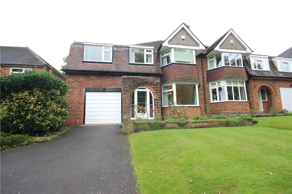 5 Bedrooms Semi Detached House for sale in Streetsbrook Road, Solihull, B91
