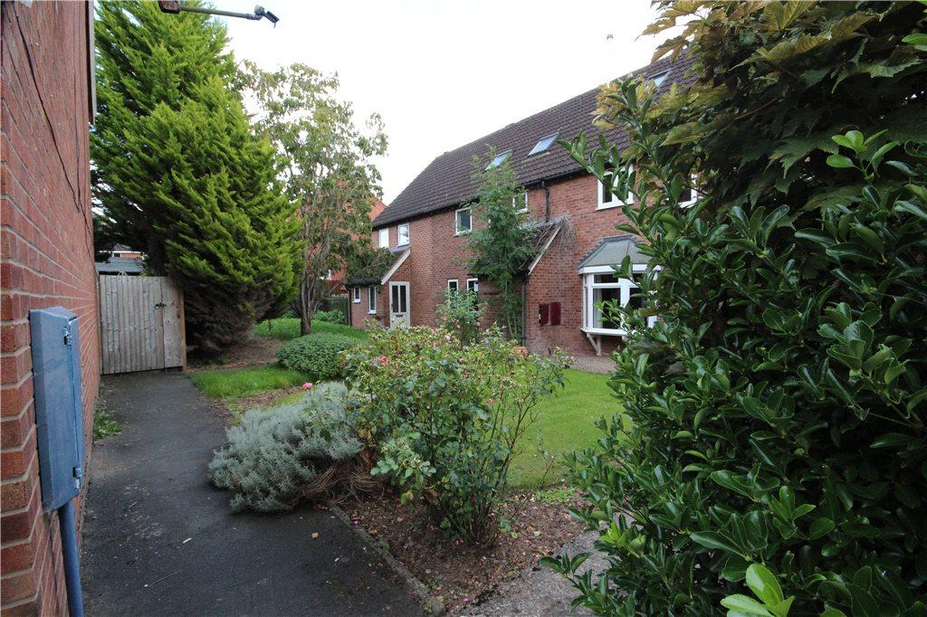 3 Bedrooms End Of Terrace House for sale in Jockey Field, Ludlow, Shropshire, SY8