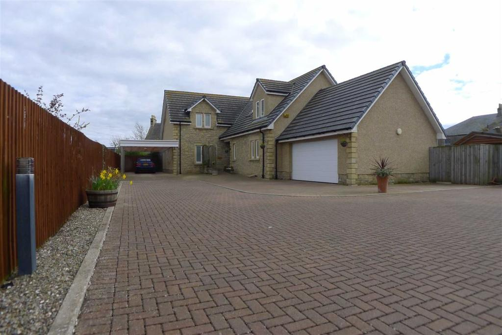5 Bedrooms Detached House for sale in Ladywalk, Anstruther