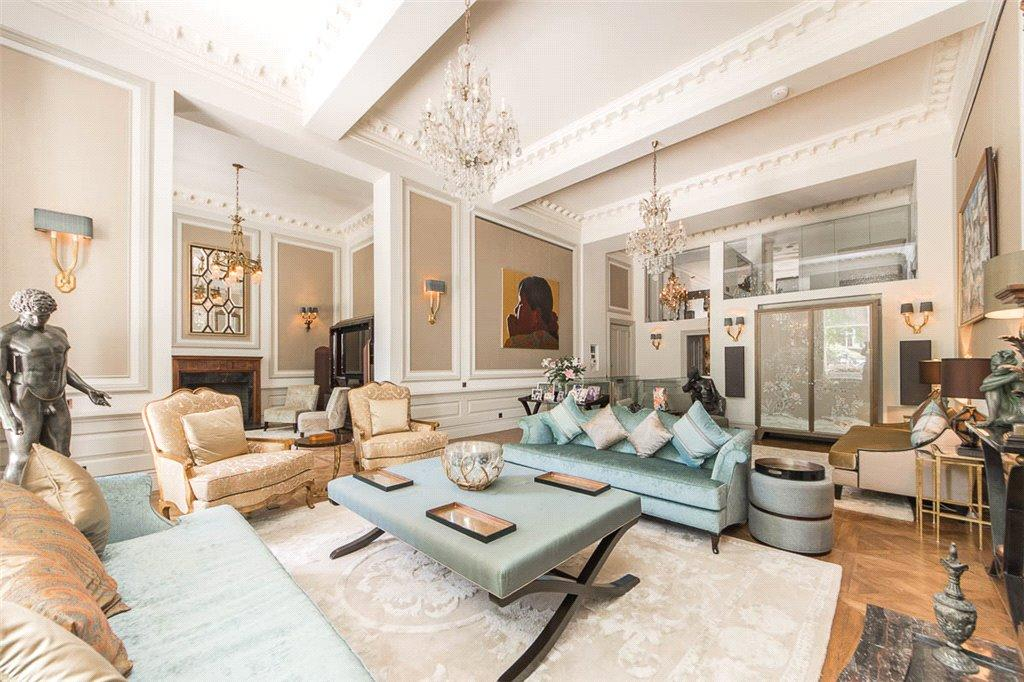 5 Bedrooms Flat for rent in Princes Gate, South Kensington, London, SW7
